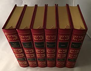 Complete Six Volume Easton Press Set (Pride: Leather) AUSTEN, Jane