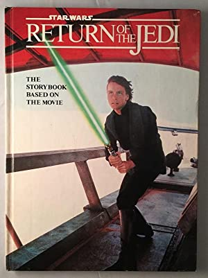Star Wars: Return of the Jedi: The Storybook Based on the Movie (FIRST PRINTING HARDCOVER)