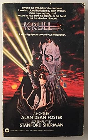 KRULL; A World Light-Years Beyond Your Imagination