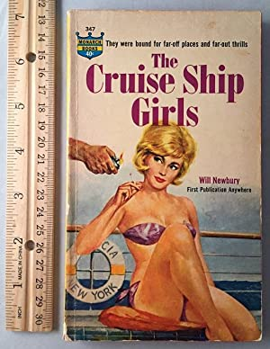 The Cruise Ship Girls; They were bound for far-off places and far-out thrills