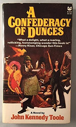 a confederacy of dunces essay questions One of toole's purposes of his novel was to ridicule and question the morality of authority  in a confederacy of dunces essay  confederacy of dunces, the.