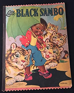 Little Black Sambo (SIGNED BY ILLUSTRATOR ETHEL: Children's Books) BANNERMAN,