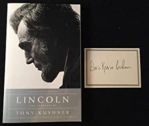 LINCOLN: The Screenplay (Introduction by Doris Kearns Goodwin)