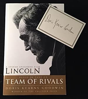 LINCOLN: A Steven Spielberg Film (Based in Part on Team of Rivals)