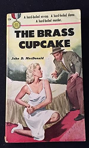 The Brass Cupcake (PBO of Author's First Book)