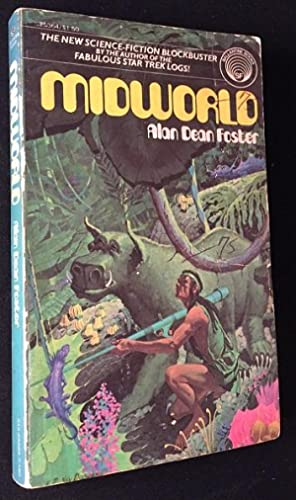 Midworld (SIGNED FIRST PRINTING OF THE BASIS: Science Fiction) FOSTER,