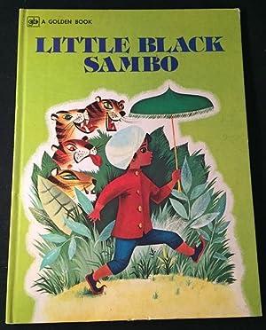 Little Black Sambo (STATED FIRST GOLDEN PRESS: Children's Books) BANNERMAN,