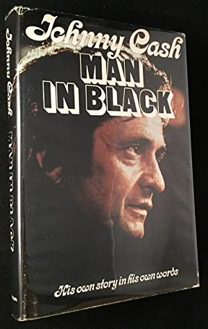 Man in Black (FIRST PRINTING): Biography) CASH, Johnny