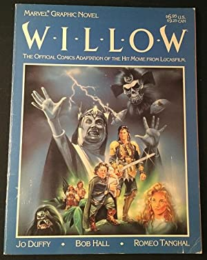 Willow: The Official Comics Adaptation of the Hit from LucasFilm (SIGNED BY WARWICK DAVIS A.K.A. ...