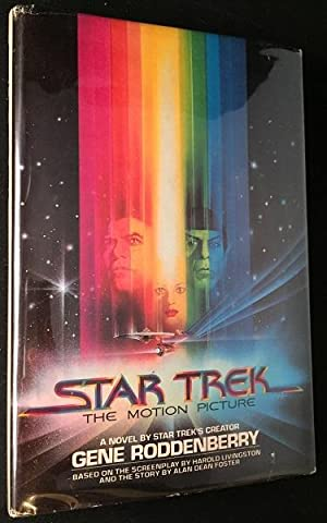 Star Trek: The Motion Picture (SIGNED BY ALAN DEAN FOSTER)