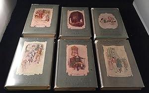 The Works of Jane Austen (SIX VOLUME: Literature) AUSTEN, Jane