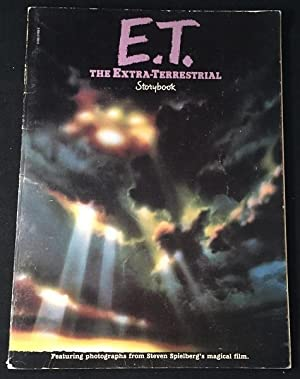 E.T. The Extra-Terrestrial Storybook (SIGNED FIRST PRINTING)