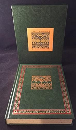 The Hobbit (LIMITED GREEN LEATHER EDITION IN: Literature) TOLKIEN, J.R.R.