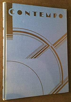Contempo: This American Tempo (SIGNED AND INSCRIBED FIRST PRINTING)
