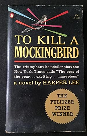 To Kill a Mockingbird (FIRST PAPERBACK PRINTING)