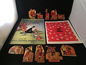 Ferdinand the Bull Cut-Outs; from the Walt: Disneyana) LEAF, Munro,