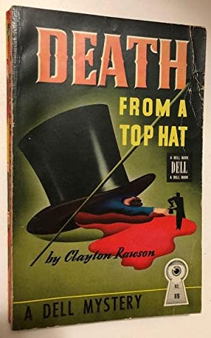 Death from a Top Hat (DELL MAP BACK)