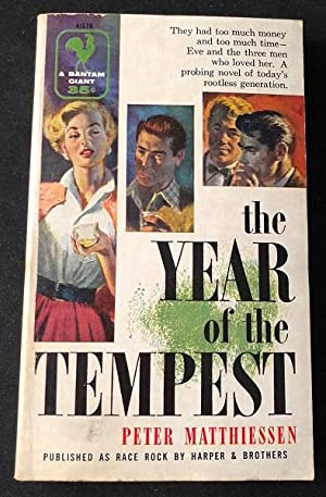 The Year of the Tempest (FIRST PAPERBACK PRINTING OF FIRST NOVEL)