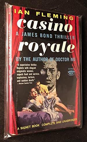 Casino Royale: A James Bond Thriller (FIRST PAPERBACK PRINTING)