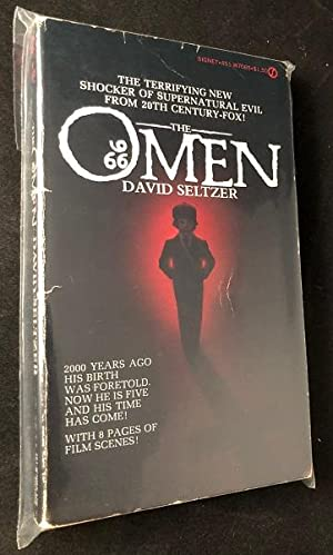 The Omen (1976 FIRST PRINTING): Horror) SELTZER, David