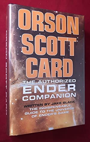 The Authorized Ender Companion (SIGNED BY CARD)