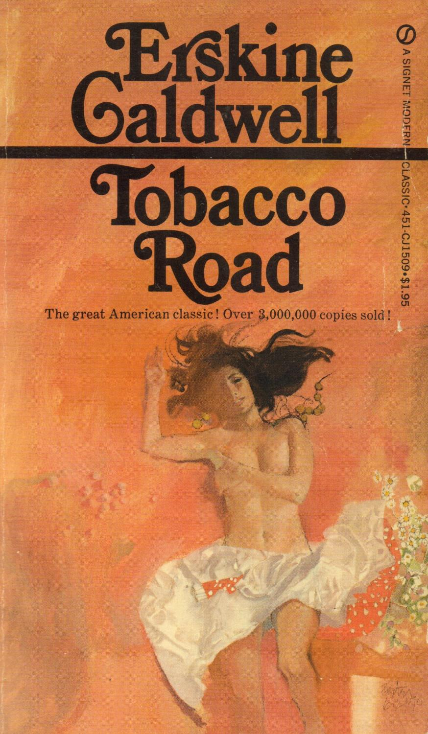 an analysis of tobacco road by erskine caldwell
