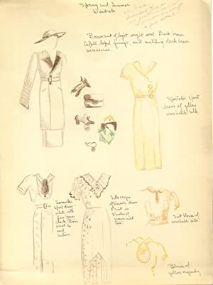 Principles of Clothing Selection [ Early 1930s
