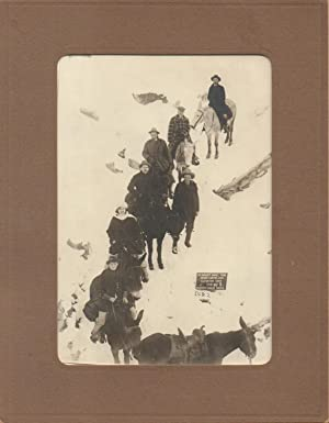 Bright Angel Trail, 1918 - B &: Kolb, Ellsworth; Kolb,