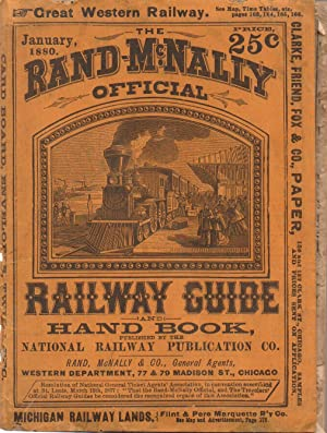 Rand Mcnally's Official Railway Guide and Hand
