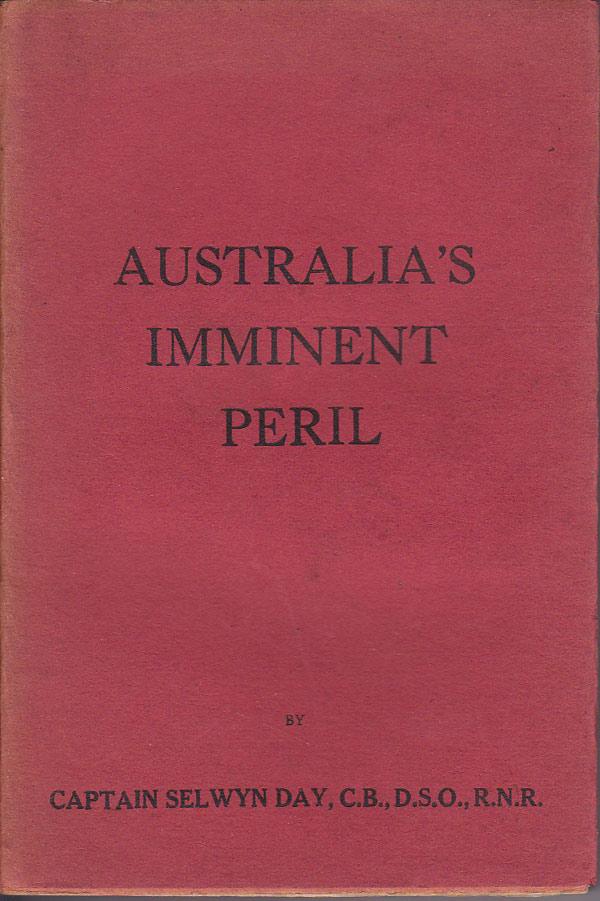 Australia's Imminent Peril Day, Captain Selwyn