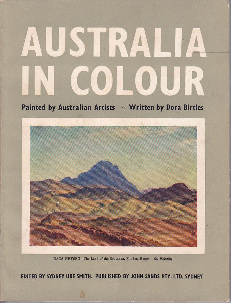 dora birtles - australia in colour - First Edition - AbeBooks