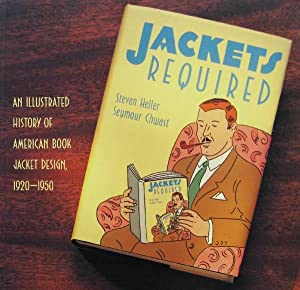 Jackets Required - an Illustrated History of: Heller, Stephen and