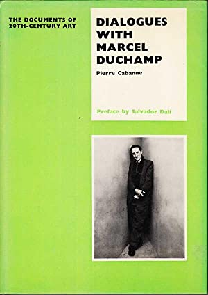 Dialogues with Marcel Duchamp: Cabanne, Pierre
