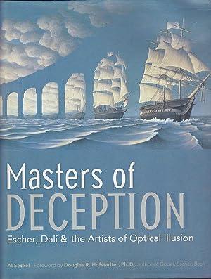 Masters of Deception - Escher, Dali and: Seckel, Al