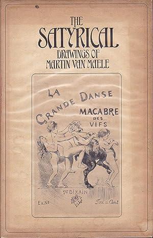 The Satyrical Drawings of Martin Van Maele: Van Maele, Martin