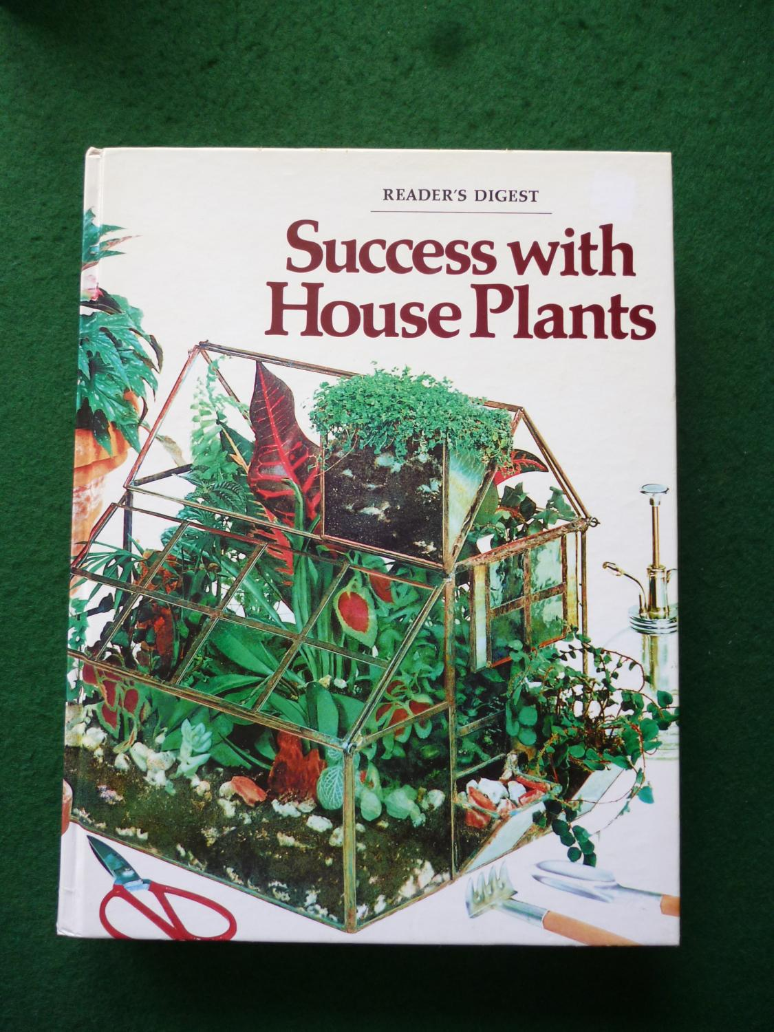 Awe Inspiring Readers Digest Success With House Plants Interior Design Ideas Clesiryabchikinfo