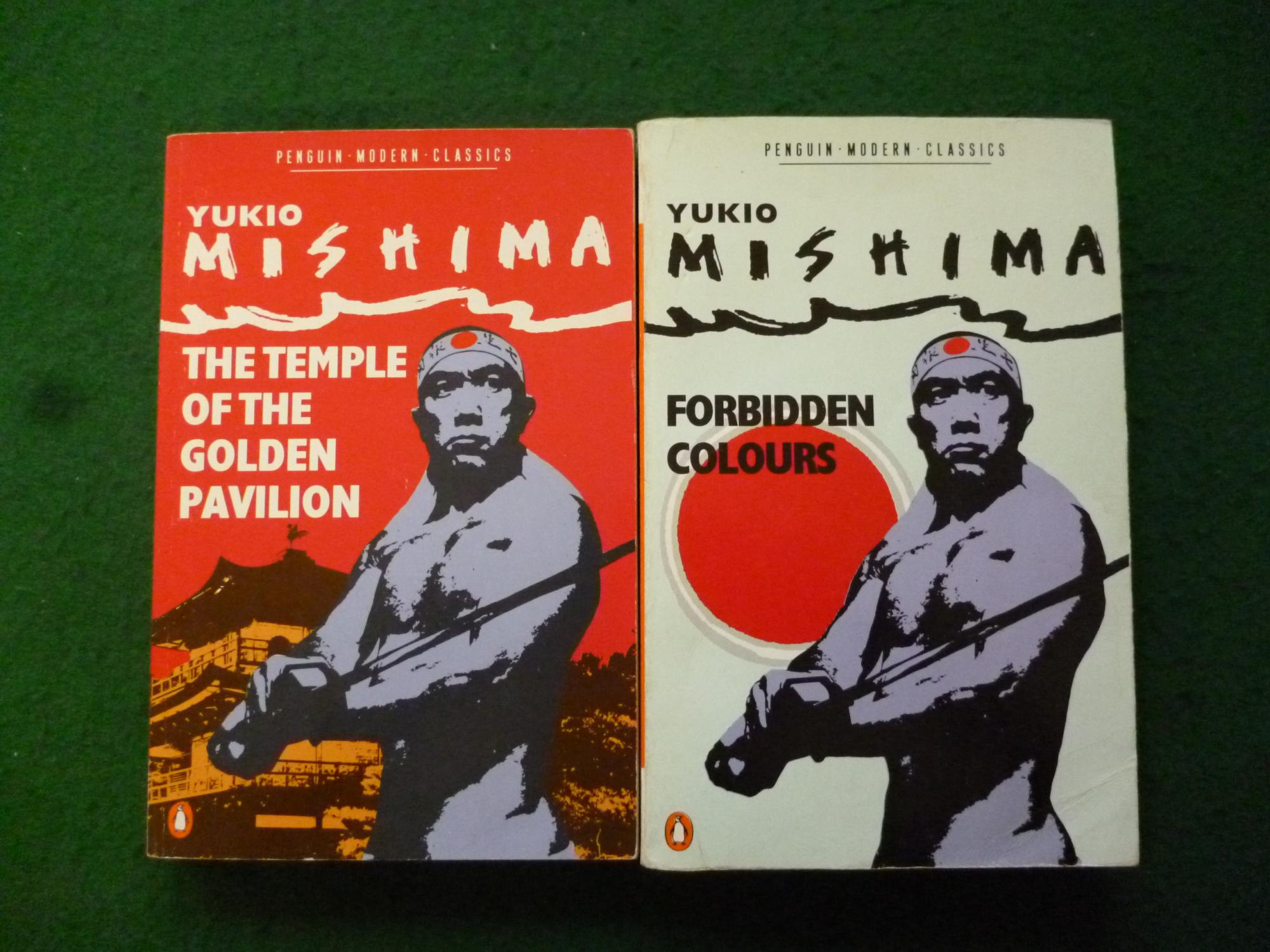 Penguin Modern Classics Book Covers ~ Forbidden colours penguin modern classics by yukio