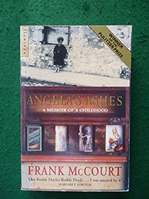 Angela's Ashes A Memoir Of A Childhood
