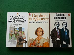 The King's General, The Scapegoat, Hungry Hill: Daphne Du Maurier