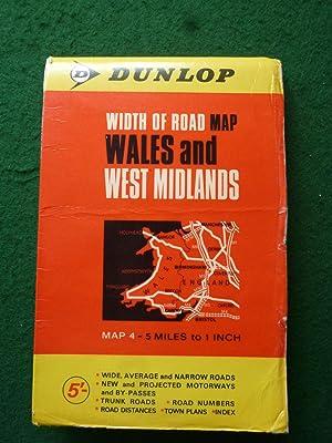 dunlop width of road map - AbeBooks