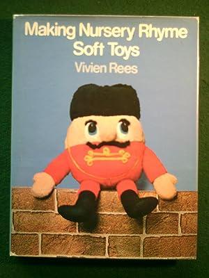 Making Nursery Rhyme Soft Toys: Vivien Rees