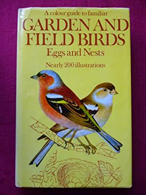 A Colour Guide To Familiar Garden And Field Birds Eggs and Nests