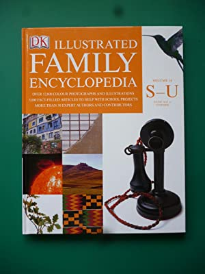 DK Illustrated Family Encyclopedia Volume 14 S-U 9 Stone Age to Universe )