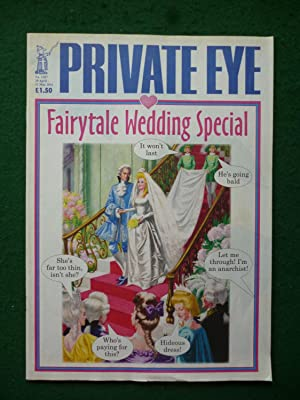 Private Eye Fairytale Wedding Special No.1287 29