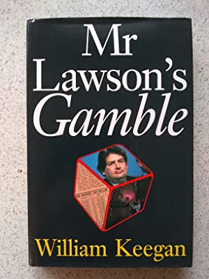 Mr Lawson's Gamble (First Edition Hardback With Dustjacket)
