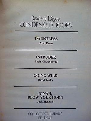 Dauntless, Intruder, Going Wild, Dinah, Blow Your Horn: Alan Evans, Louis Charbonneau, David Taylor...