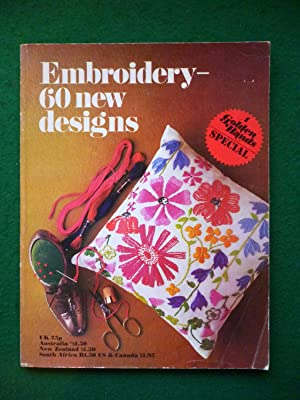 Embroidery 60 New Designs (A Golden Hands