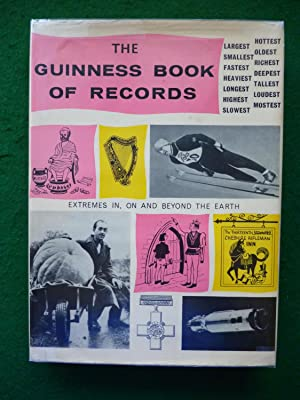 The Guinness Book Of Records (Thirteenth Edition)