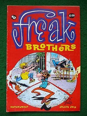 Freak Brothers #0: Gilbert Shelton