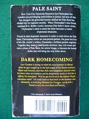 Pale Saint & Dark Homecoming: Eric Van Lustbader